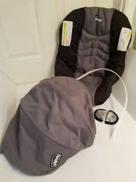 infant car seat cushion cover canopy