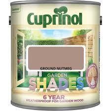 Cuprinol Garden Shades Ground Nutmeg 2 5l