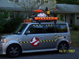 New Ghostbusters Car Gallery
