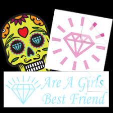 Girly Car Decals Graphics Car Stickers For Girls