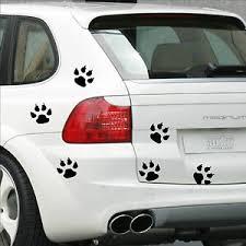 Large Cat Dog Wolf Bear Paw Print Decal Sticker Vinyl Pp2 Buy 2 Get 1 Free Ebay