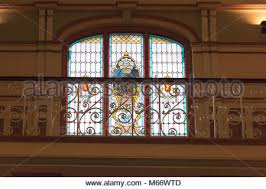 stained glass window dunedin station