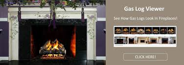 fireplace gas logs vent free vented