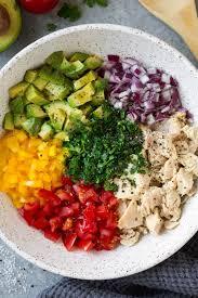Avocado Tuna Salad - Cooking Classy