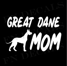 Products Tagged Great Dane Decals Decal Sticker World