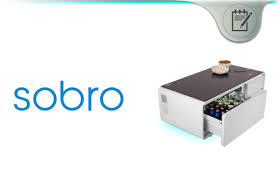 sobro review smart coffee table with
