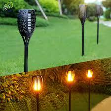 led solar lights outdoor decorative