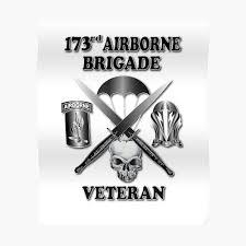 173rd Airborne Brigade Sticker By Cp06327 Redbubble