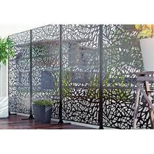 You Ll Love The Decorative Screen At Wayfair Great Deals On All Outdoor Products Wit Privacy Screen Outdoor Outdoor Privacy Panels Decorative Screens Outdoor