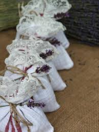 how to make dried lavender sachets