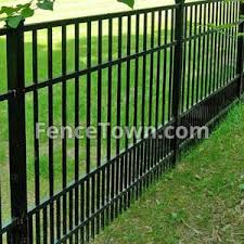 Aluminum Pet Fence Puppy Panel Aluminum Fence Fencetown