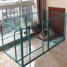 Pet Fence Dog Fence Indoor Exercise Fence Shopee Singapore