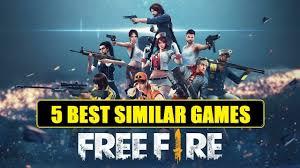 5 Best Games Like Garena Free Fire For ...