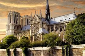 notre dame cathedral wallpapers