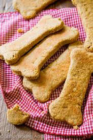 soft peanut er carrot dog treats