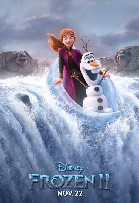 Image result for frozen 2 posters""