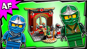 Lego Juniors Ninjago Lost Temple 10725 Animation & Stop Motion ...