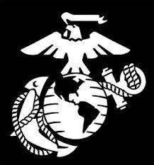 Eagle Globe Anchor Usmc Marine Corps Vinyl Decal Sticker Car Truck Window Ebay