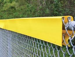 Fence Toppers For Baseball Softball Fields Practice Sports Inc