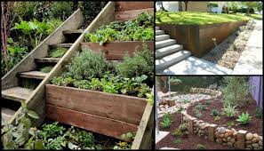 retaining wall ideas diy projects for