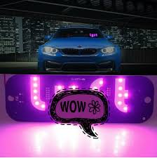 Amz Electro Graphix Light Up Exo Automotive Car Decal 185294350 For Sale Online Ebay