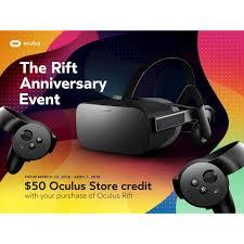 50 oculus credit digital