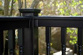 Black Vinyl Fence Archives Illusions Vinyl Fence