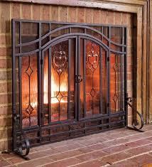 panel bronze wrought iron metal
