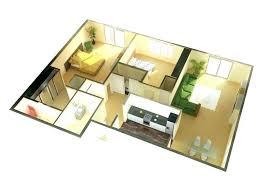 studio apartment floor plan apt