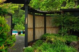 Traditional Bamboo Fence Ideas Paperblog