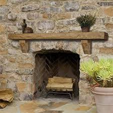 cultured stone mantel shelf 60 inch