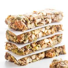 sugar free keto low carb granola bars