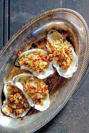 Oysters Rockefeller With Bacon Recipe ...