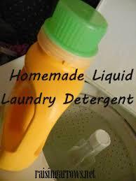 homemade liquid laundry detergent gets