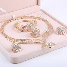 dubai gold jewelry sets nigerian
