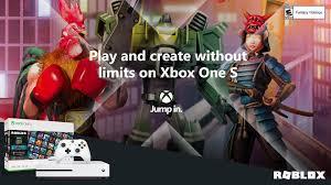 Xbox One S Roblox Console Bundle ...