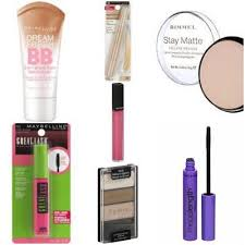 makeup must haves for beginners by