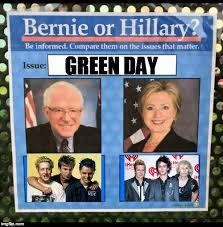 Bernie or Hillary? - Imgflip