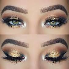 eye makeup looks for green eyes