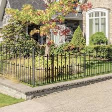 Ironcraft Fences Posted To Instagram Did You Know We Offer No Dig Empire Transi Dig Empire Fences In 2020 Decorative Fence Panels Metal Fence Panels Fence Panels