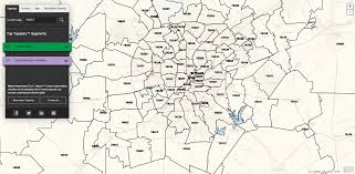 map shows who san antonio residents are