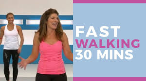 tuesday fast walking in 30 minutes