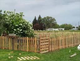 Best Wooden Pallet Fence Ideas Pallets Designs