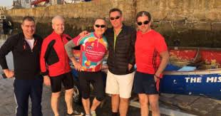 Limerick men row to Scotland for charity thanks to a 'mistress' - Limerick  Leader