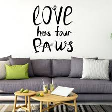 Cat Vinyl Wall Decal Cats Quote Decor For Living Room Bedroom Etsy In 2020 Vinyl Wall Decals Vinyl Wall Quote Decor