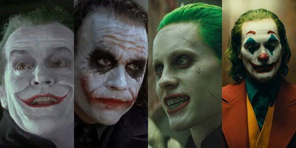 All the Jokers ever made