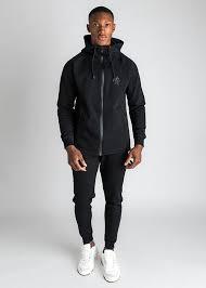 gym king daz zip through black