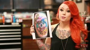 Megan Massacre's Favorite Tattoos | NY Ink - YouTube
