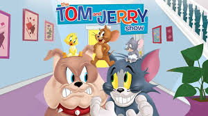 Tom Y Jerry Show Wallpapers For Mobile And Tablet 2560x1440 ...