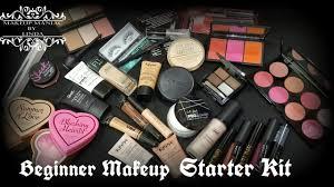beginner makeup starter kit must